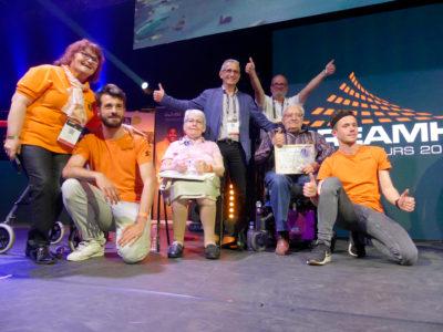 La Résidence Gutenberg remporte le trophée régional Silver Geek
