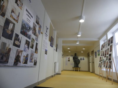 « L'atelier des arts Voltaire », une exposition à découvrir !