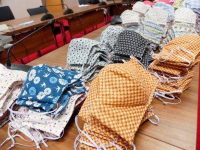 COVID 19 – Fabrication de masques : Appel aux bénévoles