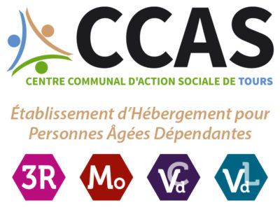 Assouplissement des règles de visites et de sorties  au sein l'EHPAD du CCAS de Tours