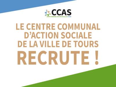 Le CCAS recrute !